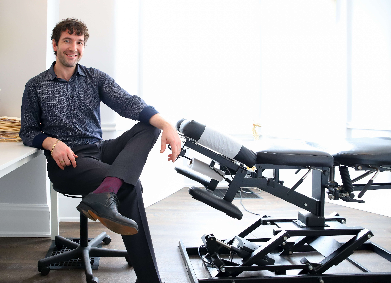 Dr Ryan Millar - Chiropractor in Stouffville