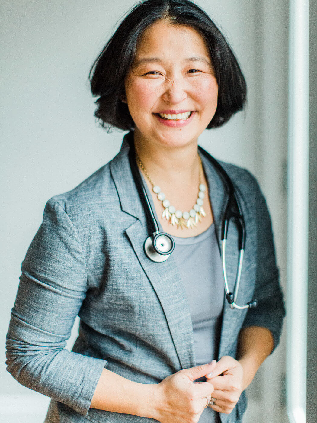 Dr. Janice Wu - Naturopath and Doula in Stouffville