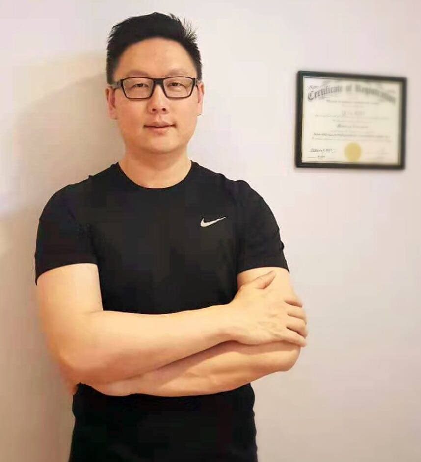 Jason Li - Registered Massage Therapist RMT in Stouffville